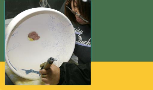日本全国の陶磁器の産地とコラボする事で地域活性化