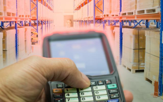 RFIDを使った在庫管理と受発注システム